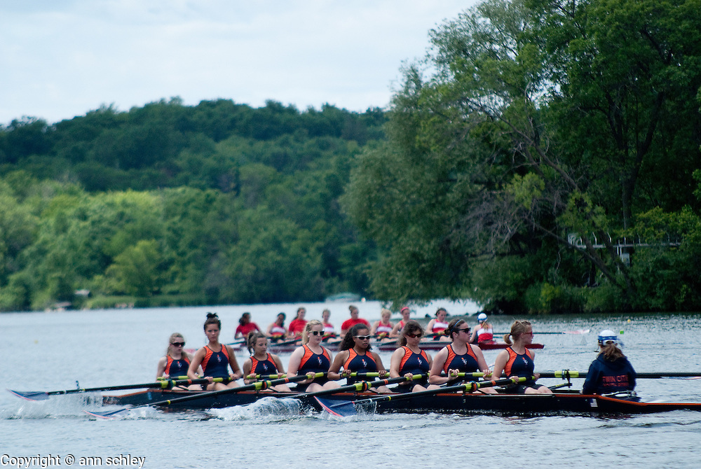 Women's Eight (8+)