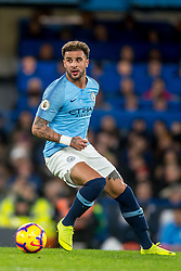 December 8, 2018 - London, Greater London, England - Kyle Walker of Manchester City during the Premier League match between Chelsea and Manchester City at Stamford Bridge, London, England on 8 December 2018. (Credit Image: © AFP7 via ZUMA Wire)
