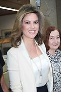 Elena Cue attends the 'Mariano de Cavia', 'Luca de Tena' and 'Mingote' Journalism Awards Dinner at Casa de ABC on December 17, 2018 in Madrid, Spain