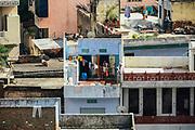 Houses in Jaipur, Rajasthan, India 2013