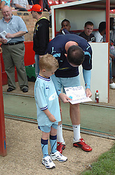 MASCOT, Kettering Town v Coventry City FC, Pre Season Friendly, Saturday 23rd July 2011