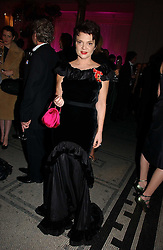 LULU GUINNESS at the British Fashion Awards 2006 sponsored by Swarovski held at the V&A Museum, Cromwell Road, London SW7 on 2nd November 2006.<br />