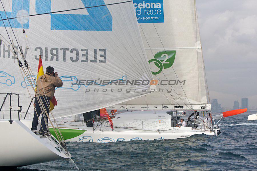 BARCELONA WORLD RACE 2010-11