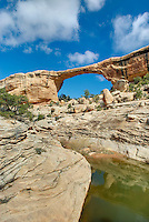 Owachomo Bridge, Natural Bridges National Monument Utah