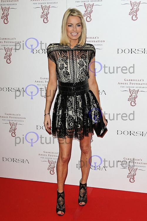 LONDON - JUNE 07: Caroline Stanbury attends Gabrielle's Gala at Battersea Power Station, London, UK. June 07, 2012. (Photo by Richard Goldschmidt)