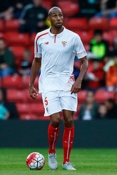 Steven N'Zonzi of Sevilla - Mandatory by-line: Jason Brown/JMP - Mobile 07966 386802 31/07/2015 - SPORT - FOOTBALL - Watford, Vicarage Road - Watford v Sevilla - Pre-Season Friendly