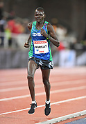 Amos Kurgat (KEN) places seventh in the 10,000m in 27:48.15 during the Bauhaus-Galan in a IAAF Diamond League meet at Stockholm Stadium in Stockholm, Sweden on Thursday, May 30, 2019. (Jiro Mochizuki/Image of Sport)