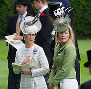 Royals Attend Royal Ascot2015 - Day1-2