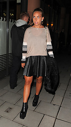 Chloe Green at the C restaurant in Mayfair, London, UK. 29/05/2013<br />