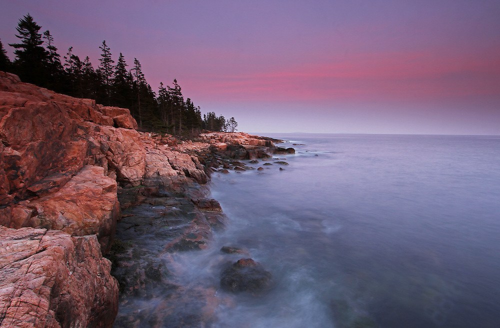 Maine Acadia National Park seacoast fine art photography prints are available as museum quality photography prints, canvas prints, acrylic prints or metal prints. Prints may be framed and matted to the individual liking and room decor needs:<br />