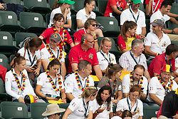 Opening ceremony, Team Belgium<br /> World Equestrian Games - Tryon 2018<br /> © Hippo Foto - Sharon Vandeput<br /> 11/09/2018