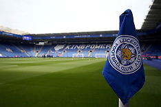 Leicester City v Newcastle United - 07 April 2018