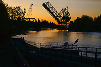 Chittenden (Ballard) Locks, Lake Washington Canal