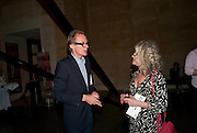 BILL NIGHY; CYNTHIA CORBETT, Tate Britain Summer Party 2009. Millbank. London. 29 June 2009