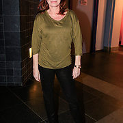 NLD/Haarlem/20130131 - Inloop Premiere Terug naar de Kust, Marian Mudder