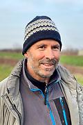 Andrea Pitton - farmer and breeder in Udine, Italy