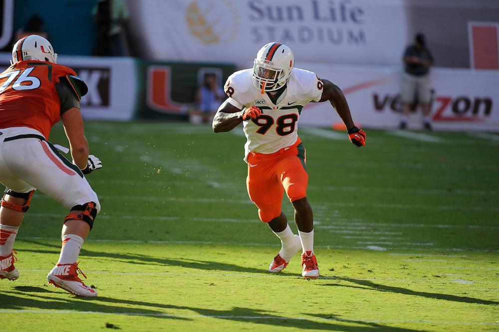 2014 Miami Hurricanes Football Spring Game