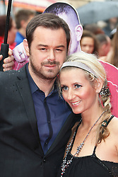 © Licensed to London News Pictures. 09/06/2014. London, UK Danny Dyer, The Hooligan Factory - World Film Premiere, Odeon West End Leicester Square, London UK, 09 June 2014. Photo credit : Richard Goldschmidt/LNP