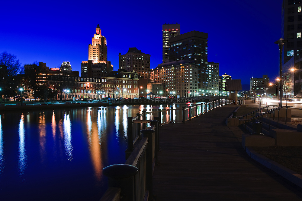 Cityscape, Providence, Rhode Island
