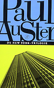 Paul Auster De New York trilogie