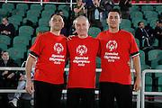 DESCRIZIONE : Avellino Lega A 2012-13 Sidigas Avellino Enel Brindisi<br /> GIOCATORE : Arbitri Maglietta rossa Special Olympics<br /> CATEGORIA : Arbitri<br /> SQUADRA : Enel Brindisi<br /> EVENTO : Campionato Lega A 2012-2013 <br /> GARA : Sidigas Avellino Enel Brindisi<br /> DATA : 25/11/2012<br /> SPORT : Pallacanestro <br /> AUTORE : Agenzia Ciamillo-Castoria/A. De Lise<br /> Galleria : Lega Basket A 2012-2013  <br /> Fotonotizia : Avellino Lega A 2012-13 Sidigas Avellino Enel Brindisi