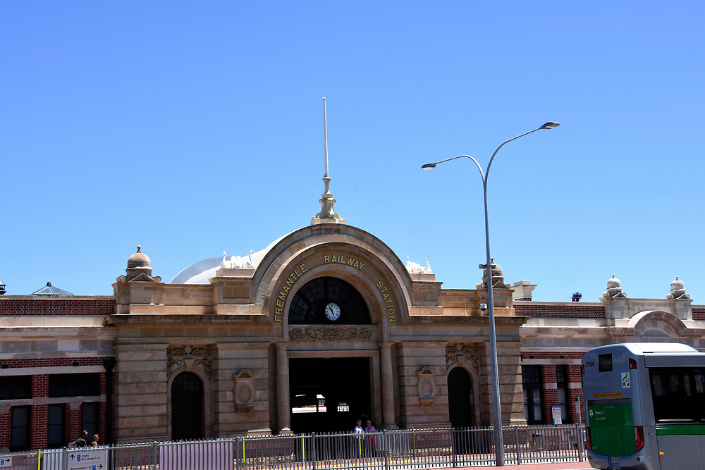 Freemantle Train station