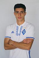 portrait, headshot, Dynamo Kiev, Zurab OCHIGAVA