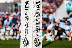 Championship branding - Mandatory byline: Rogan Thomson/JMP - 07966 386802 - 06/09/2015 - RUGBY UNION - Ashton Gate Stadium - Bristol, England - Bristol Rugby v Bedford Blues - Greene King IPA Championship.
