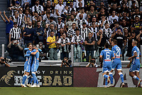 Dries Mertens Napoli celebrates scoring 0-1 Esultanza gol <br /> Torino 29-09-2018 Allianz Stadium Football Calcio Serie A 2018/2019 Juventus - Napoli <br /> Foto OnePlusNine / Insidefoto