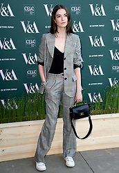 Margaret Clunie attending the VIP preview for the V&A Museum's Fashioned From Nature exhibition, in London. Photo credit should read: Doug Peters/EMPICS Entertainment