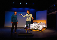 "Winnipesaukee Playhouse production of ""Baby"".  Karen Bobotas for the Laconia Daily Sun"