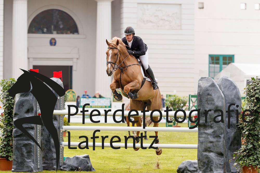 Saywell, Jake (GBR), Endvot<br /> Redefin - Pferdefestival 2017<br /> © Stefan Lafrentz