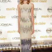 NLD/Amsterdam/20121119 - Inloop Marie Claire Prix de la Mode 2012 , Sophie van der Stap