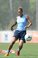 26 April 2008: Natasha Kai. The United States Women's National Team held a training session on Field 3 at WakeMed Soccer Park in Cary, NC.