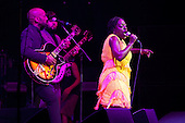 Sharon Jones & The Dap Kings at the Summer Spirit Festival 2012