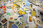Nederland, Oosterhout, 24-2-2008..Filatelisten vieren eeuwfeest. Postzegelsbond bestaat 100 jaar...Foto: Flip Franssen/Hollandse Hoogte