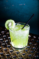 The Kiwi cocktail at Urban in St. Louis.