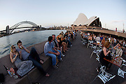 Sydney Opera House, Harbour Bridge.