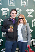30/04/2014.  Paul Diggins Kerry and Michelle Burke from Ennis at the Jameson Cult Film Club screening of The Usual Suspects in the Black Box Galway.Photo:Andrew Downes Photography.
