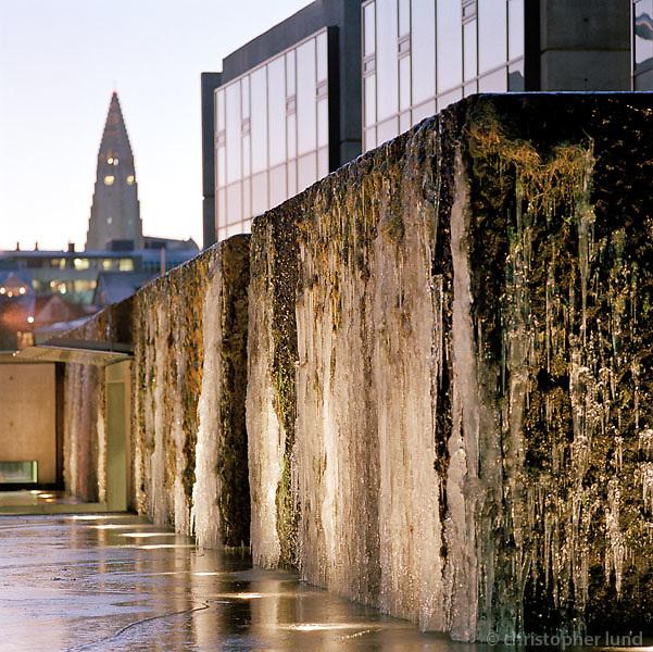 Ráðhús Reykjavíkur..Reykjavik City Hall.