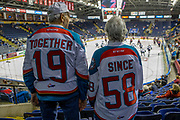 KELOWNA, CANADA - MARCH 25:  Best Rockets Jerseys at the Kelowna Rockets game on March 24, 2017 at Prospera Place in Kelowna, British Columbia, Canada.  (Photo By Cindy Rogers/Nyasa Photography,  *** Local Caption ***