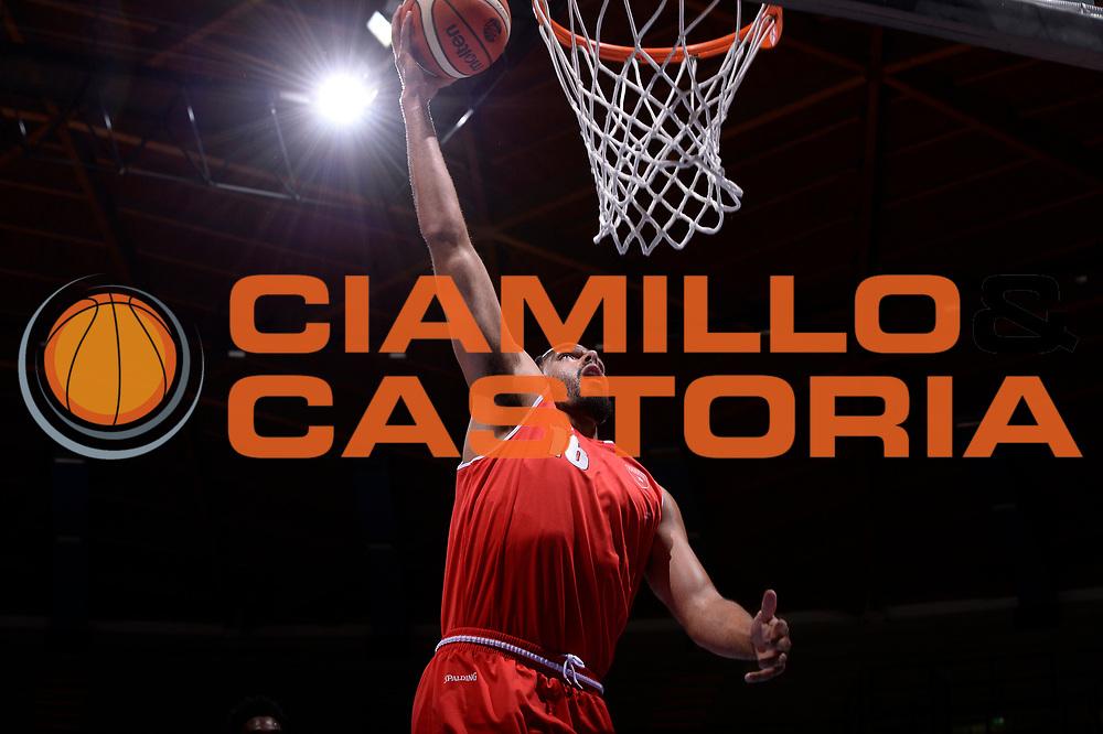 Desio, 10/09/2017<br /> Trofeo Lombardia<br /> Precampionato Lega Basket Serie A<br /> Openjobmetis Varese - Pallacanestro Cantu'<br /> Foto: M.Ozbot /Ciamillo Castoria