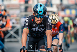 KWIATKOWSKI Michal of Team Sky after the UCI WorldTour 103rd Liège-Bastogne-Liège from Liège to Ans with 258 km of racing at Ans, Belgium, 23 April 2017. Photo by Pim Nijland / PelotonPhotos.com | All photos usage must carry mandatory copyright credit (Peloton Photos | Pim Nijland)