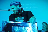 Dave Stringer performing at Bali Spirit Festival, 20/3/2013.