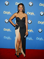 Keesha Sharp at the 69th Annual Directors Guild Of America Awards held at the Beverly Hilton Hotel in Beverly Hills, USA on February 4, 2017.