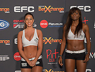 EFC 31 Weigh-in