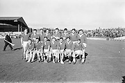 15/10/1967<br /> 10/15/1967<br /> 15 October 1967<br /> Oireachtas Final: Kilkenny v Clare at Croke Park, Dublin.<br /> The Clare team.