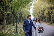 Alysha & James Beautiful Fall Roseville Wedding