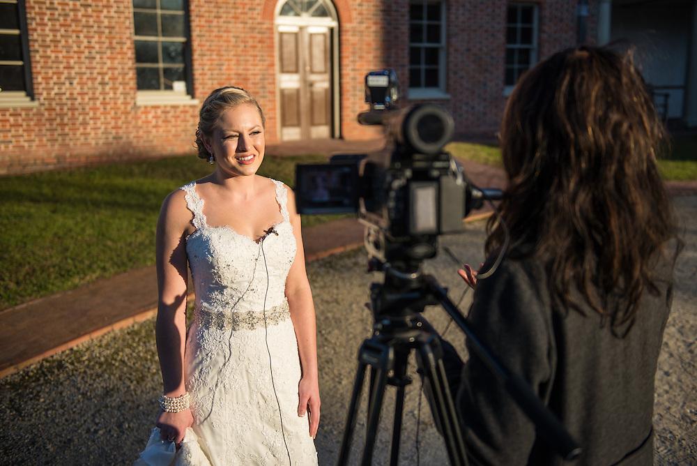 Sam and Thera Wedding | New Bern Photographers