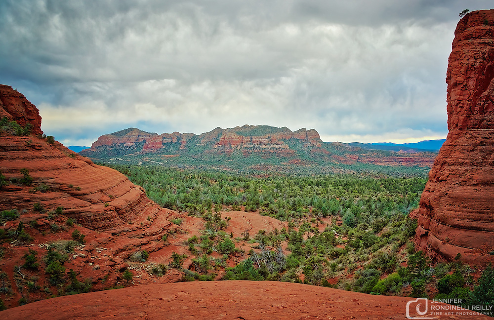 Photo taken on the Pink Jeep Tour in Sedona, AZ.
